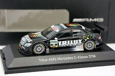 Minichamps 1/43 - Mercedes Classe C AMG Trilux DTM Schumacher