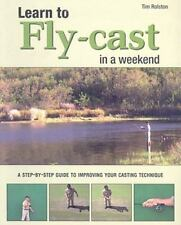 Learn to Fly-Cast in a Weekend, General, General AAS, General & Anthologies, Pap