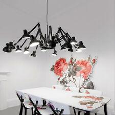 Vintage 16Lights Contemporary Spider Chandelier Pendant Lamp Retro Ceiling Light