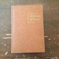 1947 A History Of Europe by Ferdinand Schevill Hardcover Illustrated