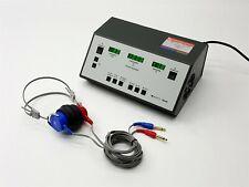 Maico MA40 Air Bone Conduction Screening 125-8000Hz Audiometer +Headphones
