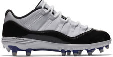 NIKE AIR JORDAN 11 XI RETRO TD LOW CONCORD FOOTBALL CLEATS SIZE 13 NEW DS