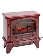 Duraflame DFI-550-38 Infrared Electric Stove Heater, Cinnamon Finish