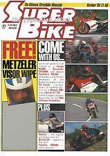 Yamaha RD350LC F2 GPZ600R NS400R Nessie Ducati F1 750 Bimota DB1 SRX600 SRX LC