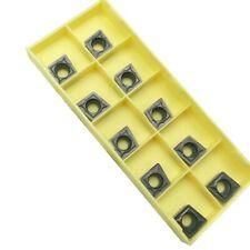 inserto de carburo indexable para acero 10P CCMT120408-HM YBC251 CNC herramienta de torno