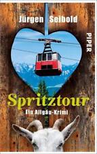 Spritztour - Jürgen Seibold - 9783492308533