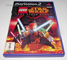 Lego Star Wars The Video Game PS2 PAL *No Manual*