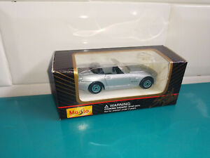 0407212 Voiture miniature 3 inch inches Maisto en boite Honda S2000 grise
