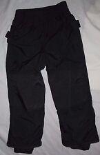 Red Ledge Small Black Ski / Snow Outerwear Pants EUC