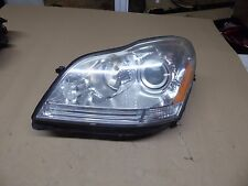 MERCEDES X164 GL450 GL CLASS DRIVER SIDE HEADLIGHT LIGHT HALOGEN LEFT OEM