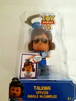 Disney/Pixar - Officer Giggle McDimples Talking Figure - Toy Story 4 - NEW
