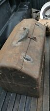 Vintage Simonsen Chicago Tool /Tackle Box Large in Good Condition