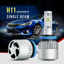 CREE H11 H8 H9 520W 52000LM LED Headlight Kit Low Beam Bulbs White 6500K Power