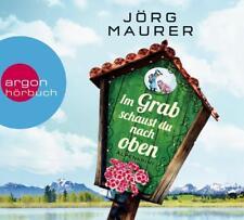 JÖRG MAURER - IM GRAB SCHAUST DU NACH OBEN - CD NEU OVP