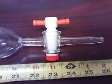 500mL Dispensing Buret, Straight Bore PTFE Stopcock, Kimax 17080F-500