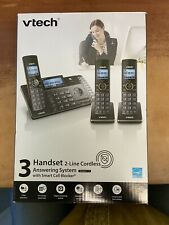 VTech 2 Line Cordless Phone System