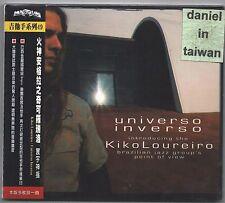 Kiko Loureiro: Universo Inverso (2006) Angra / CD OBI TAIWAN