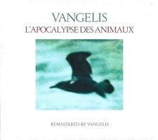 Vangelis CD L'Apocalypse Des Animaux - Digipak - Europe (M/M - Scellé /