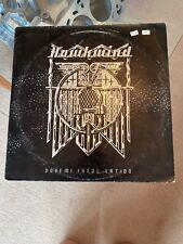 Hawkwind Doremi Fasol Latido Album 1972 Prog Rock Vinyl LP