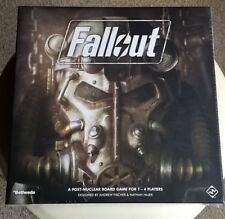 Fallout The Board Game New
