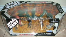 Star Wars 2007 30th Anniversary Arena Encounter Battle Pack Toys'R'Us Ex CANADA