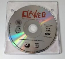 DVD: CLAWED - The Legend of the Sasquatch - Rated 15