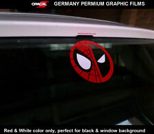 Deadpool & Spider-man funny JDM Car window Decal vinyl Sticker #003