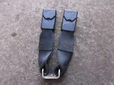 VAUXHALL CORSA B REAR SEAT BELT CLASPS / BACK ANCHOR CLIPS 3 & 5 door 93-00