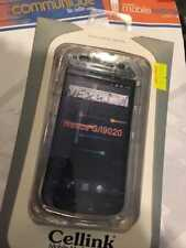 Samsung Nexus S i9020 Crystal Hard Case in Clear CPC6430. Brand New in packaging
