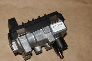 ORIGINAL Turbolader Steuergerät HELLA GARRETT Audi A6 A7 Q5 3.0 TDI 230 KW G-098
