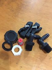 Spot Sprayer Repair Kit hose barb handgun clip set screen cap parts