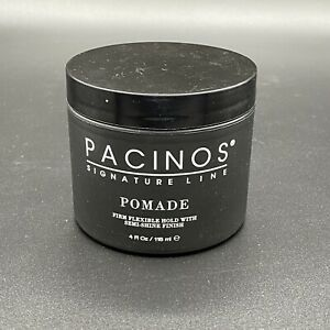 Pacinos Signature Line POMADE Firm Hold Semi-Shine Finish 4.0 oz Free Shipping