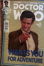 Doctor Who: The Eleventh Doctor Year Three #7 cover A, Titan Comics 2017 NEW