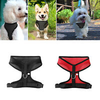 Pet Cat Puppy Dog Control Harness Breathable Mesh Vest Walk Collar Safety Strap