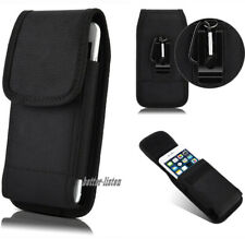 Vertical Case Cover Pouch Holster With Belt Clip For Large Cell PHONES
