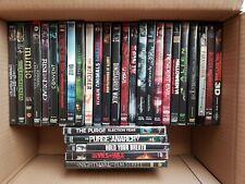 Dvd Sammlung Horror 30 Stück