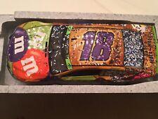 2017 Kyle Busch Martinsville Halloween Raced win ELITE 1:24 diecast