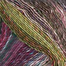 Berroco ::Millefiori #7871:: wool acrylic yarn Delphinium