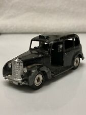 Dinky Toys Meccano Austin Taxi No.254 Black Made in United Kingdom