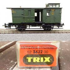 Trix 23622 gepäckgüterwagen K. bay.sts.b. ep.1 Iluminación Defectuoso?!