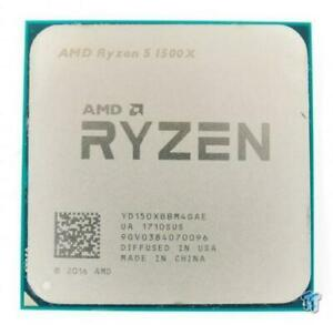AMD Ryzen 5 R5-1500X 4-core 8 Threads AM4 Desktop CPU Old