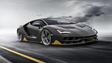 Lamborghini Centenario Lambo super car poster print picture A3 SIZE