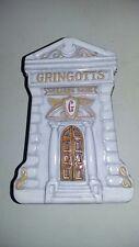 Harry Potter Gringotts Bank Money Tin Piggy Bank Box Rare Hard To Find