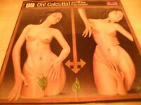 OH CALCUTTA AND THE BEST FROM SALVATION  POLYDOR  2485 012 STEREO VINYL LP