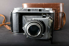 Voigtlander Bessa II w Color Heliar 105mm f3.5 w leather case Exc++++