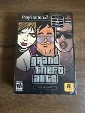 Grand Theft Auto GTA Triple Pack: The Trilogy - New Sealed - PlayStation 2 PS2