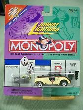 Monopoly Vintage Willys / J.L. with Game Board Piece..c 2000