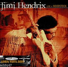 ♪♪ JIMI HENDRIX  LIVE AT WOODSTOCK   2 CD  ♪♪