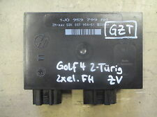 Komfortsteuergerät VW Golf 4 2-türig ZV Komfort Steuergerät 2x el.FH 1J0959799AH
