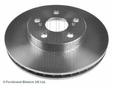 BLUE PRINT BRAKE DISCS FRONT PAIR FOR A TOYOTA PRIUS HATCHBACK